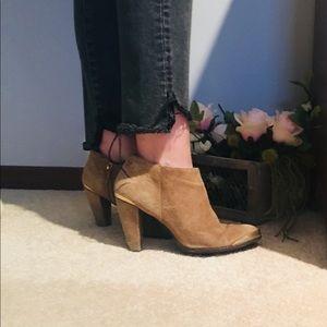 🌸Nicole heel booties